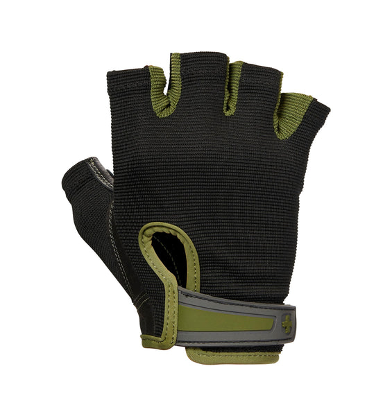 Harbinger Men's Power Glove Green Black - 1