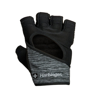 Harbinger Women's FlexFit Wash&Dry Anti Microbial Glove Black - 1