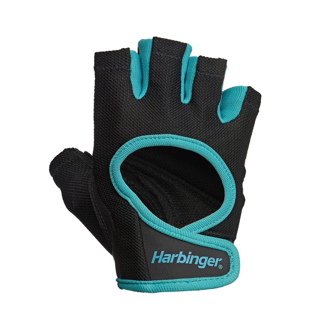 Harbinger Women's Power Glove Blue - 1