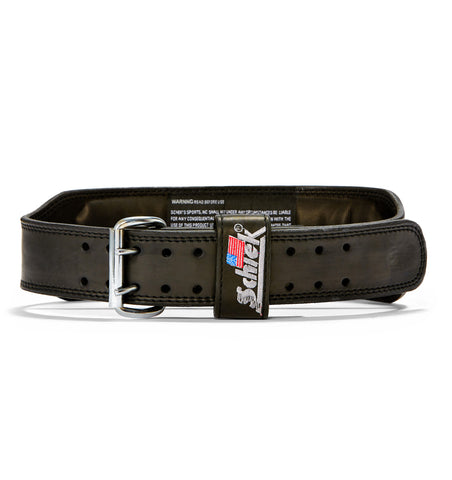 J2014 Schiek Jay Cutler Custom Weight Lifting Belt Front