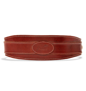 L2004 Schiek Contour Leather Weight Lifting Belt Back