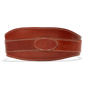 L2006 Schiek Contour Leather Weight Lifting Belt Back