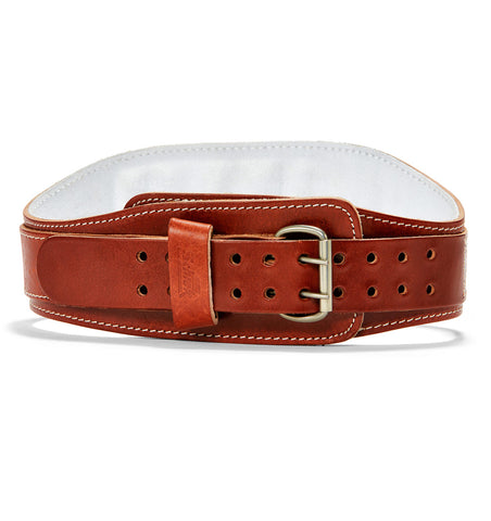 L2006 Schiek Contour Leather Weight Lifting Belt Front