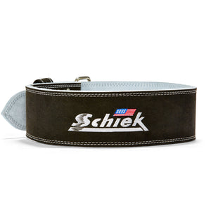 L6010 Schiek Competition Power Weight Lifting Belt Double Prong Back