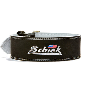 L6011 Schiek Competition Power Weight Lifting Belt Single Prong Back