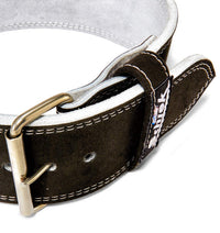 L6011 Schiek Competition Power Weight Lifting Belt Single Prong Buckle