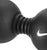 Nike Recovery Dual Roller Massage Ball - Black/White - 2