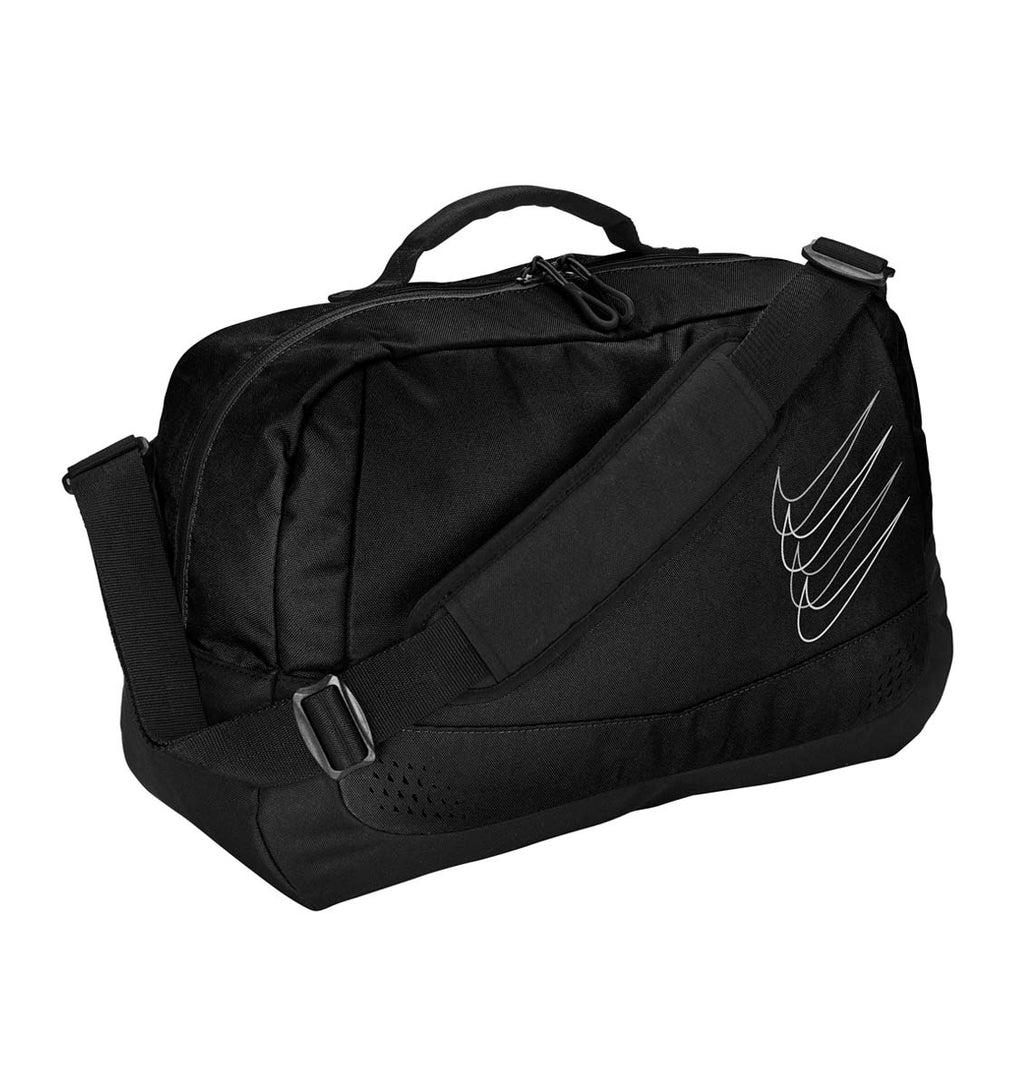 Nike Run Minimal Duffel - 21L - Black/Pure Platinum - 1