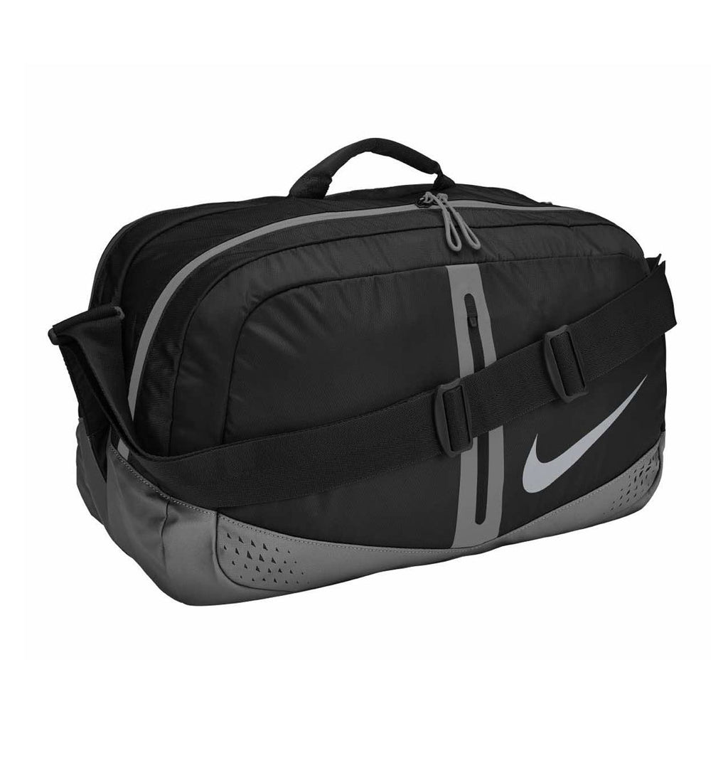 Nike Running Duffel Bag - 34L - Black/Silver - 1