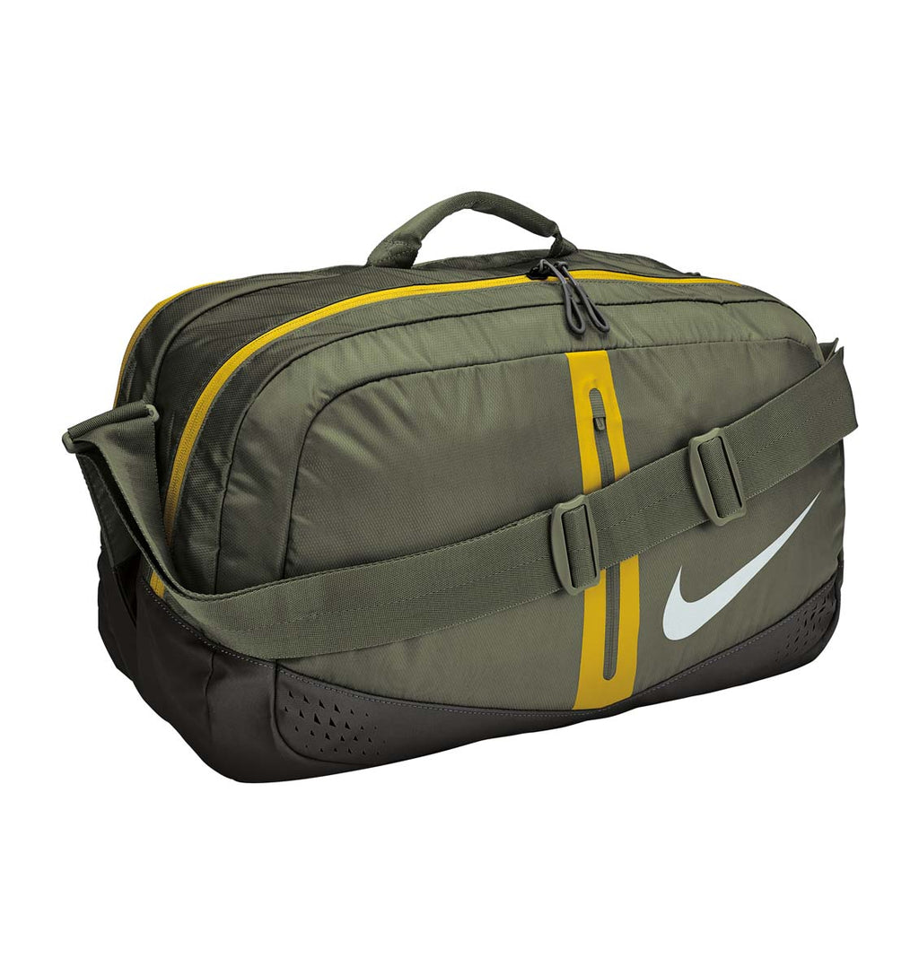 Nike Running Duffel Bag - 34L - Olive Canvas - 1