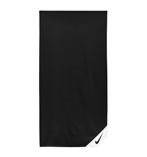 Nike Small Cooling Towel - Black/White - 1