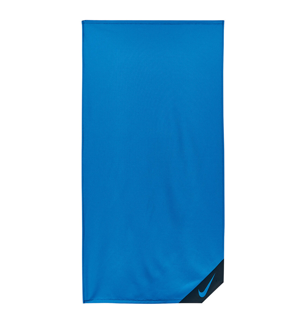 Nike Small Cooling Towel - Photo Blue/Anthracite - 1