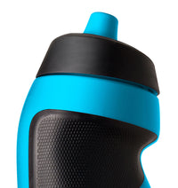 Nike Sport Water Bottle - 20oz/591mL - Blue Lagoon/Black - 2
