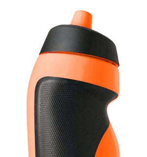 Nike Sport Water Bottle - 20oz/591mL - Bright Mango/Black - 2
