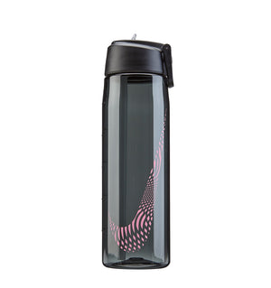 Nike TR Core Flow Bottle - 24oz/710mL - Anthracite/Hot Punch - 1