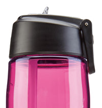 Nike TR Core Flow Bottle - 24oz/710mL - Vivid Pink/White - Swoosh - 2