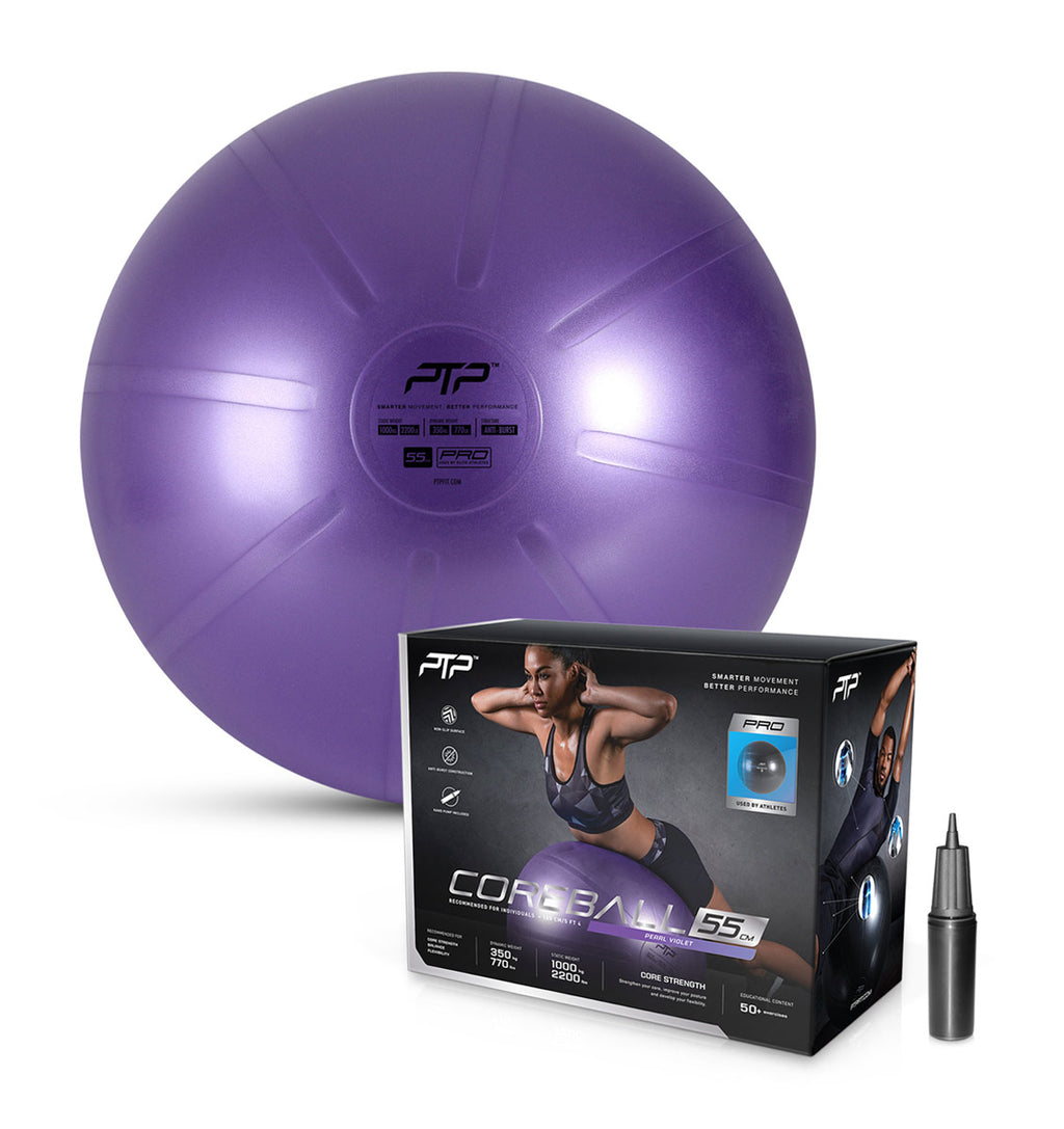 PTP Core Ball - 55cm - Pearl Violet - 1