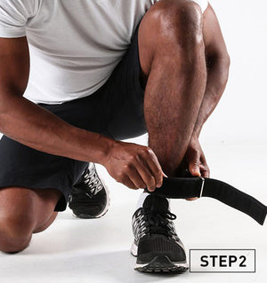 PTP Elite Ankle Straps - Step 2