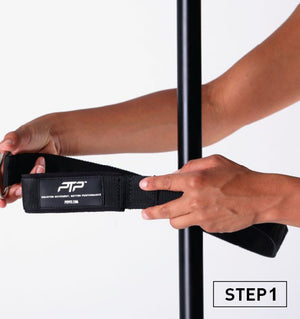 PTP Elite Outdoor Anchor - Step 1