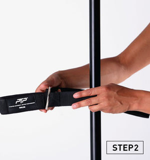 PTP Elite Outdoor Anchor - Step 2