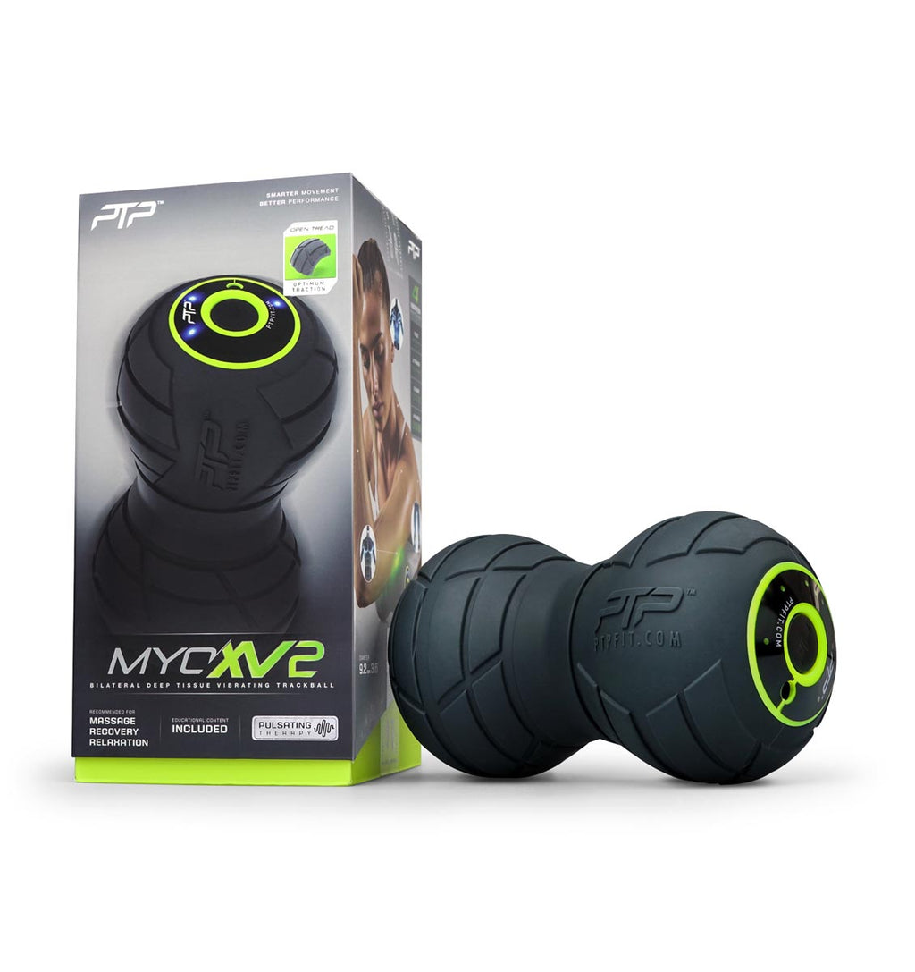 PTP MyoXV2 Vibrating Massage Track Ball - 1