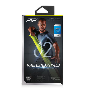 PTP Mediband - Lime - Light - 2