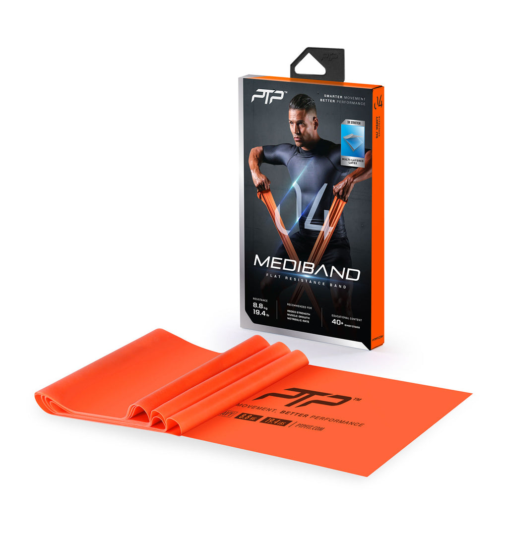 PTP Mediband - Orange - Heavy - 1