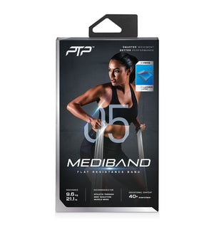 PTP Mediband - Silver - Ultimate - 2