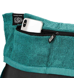 PTP Towel X - Teal - 2