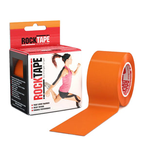 RKT518132000000 - RockTape Plain Rolls - Orange