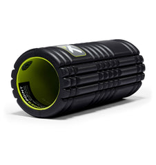 TPT3GRDBWS00000 TriggerPoint The Grid 1.0 Foam Roller Black - 45 Degree Angle - Full Shot