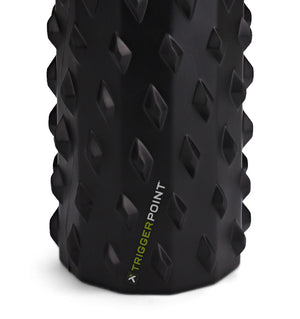 "TriggerPoint Carbon Foam Roller - 13"" - Bottom Close Up"