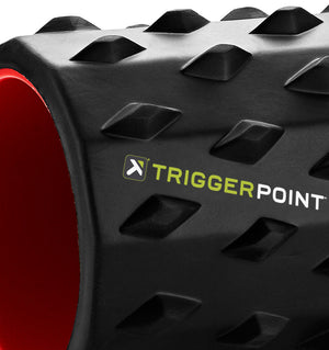 "TriggerPoint Carbon Foam Roller - 13"" - Side Close Up"