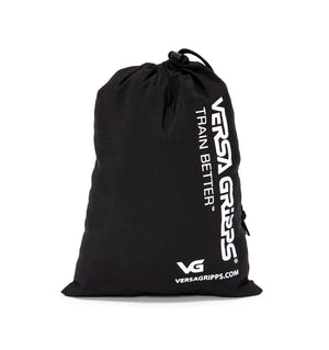 Versa Gripps Breathable 100% Taslan VG Stuffsak Bag Black Front