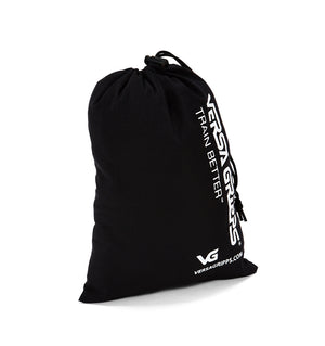 Versa Gripps Breathable 100% Taslan VG Stuffsak Bag Black Side