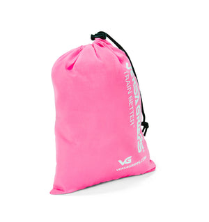 Versa Gripps Breathable 100% Taslan VG Stuffsak Bag Pink Side