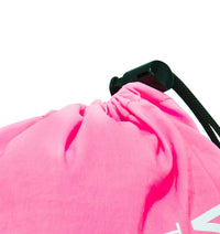 Versa Gripps Breathable 100% Taslan VG Stuffsak Bag Pink String Close Up