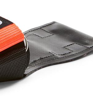 Versa Gripps Pro Series Neon Orange Strap Close Up
