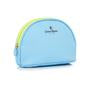 Baby Blue Make Up Bag