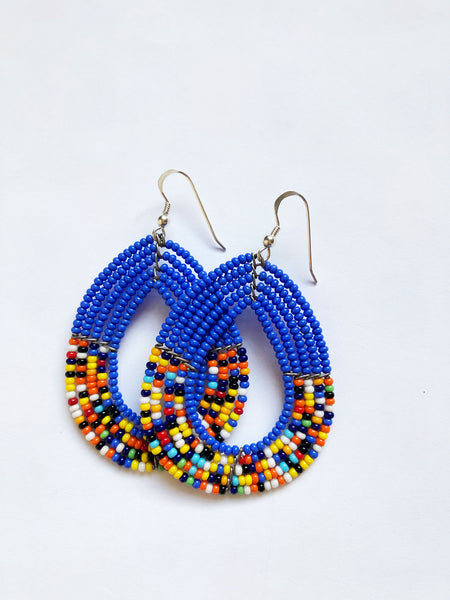 Tembo Teardrop Earrings