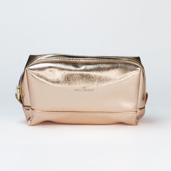 Make Up Bag - Copper