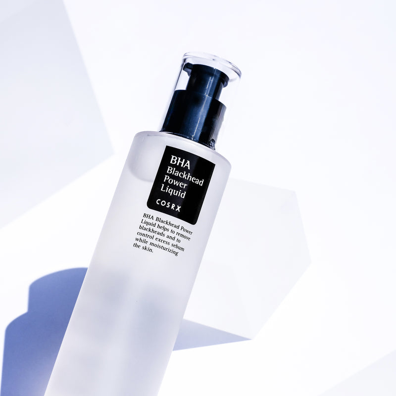BHA BLACK HEAD POWER LIQUID COSRX NIASHA FRANCE