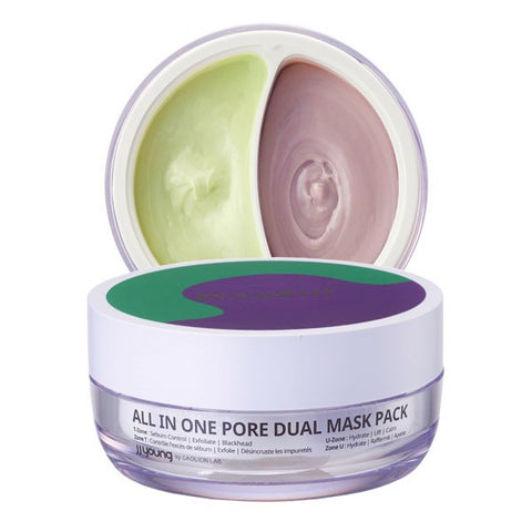 All-In-One Pore Dual Mask Pack JJ YOUNG