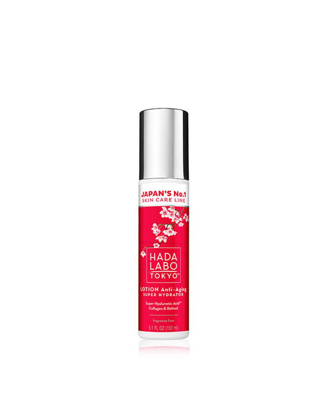 HADA LABO Red - Lotion Anti-aging Super Hydrator