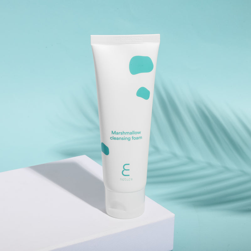 ENATURE MARSHMALLOW CLEANSING FOAM NIASHA FRANCE