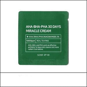 Some by Mi AHA BHA PHA Miracle Cream