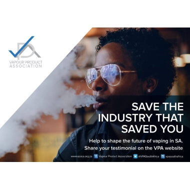 Save Vaping in SA
