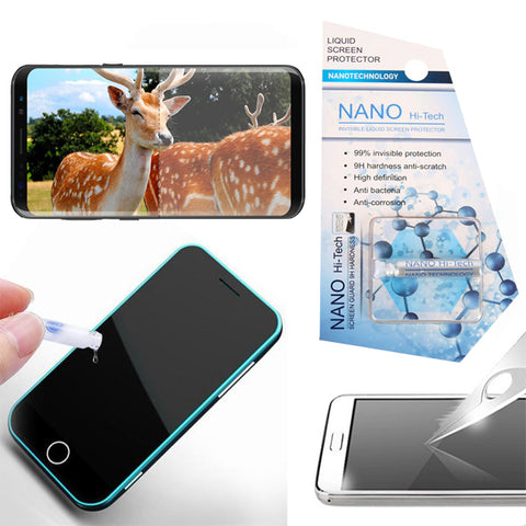 Hi-Tech™ NANO Liquid Screen Protector (2-PACK)