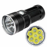 7X LED 21000 LM Ultra Powerful Torch