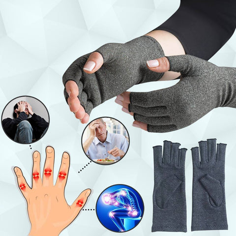 Arthritis Relief Therapeutic Gloves